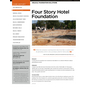 Case History - Four Story Hotel Foundation (CH04086E)