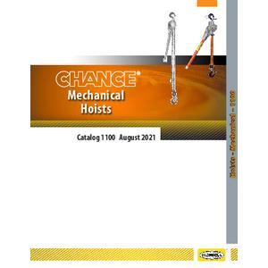 Mechanical Hoists (1100)