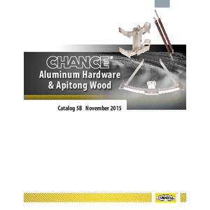 Aluminum Hardware & Apitong Wood (5B)