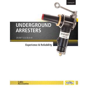 Underground Arresters (C6)