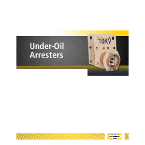 Under Oil Arresters Catalog