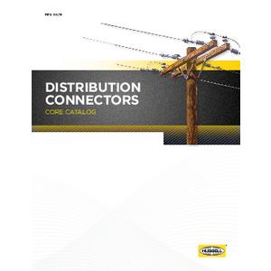 Distribution Connectors - Core Catalog (CA05134E)
