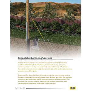 Aerial Pole Hardware (CA12003E)