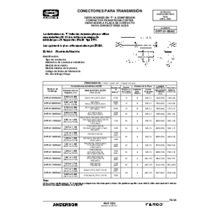 Conectores para Transmision - Supplemental (TE)