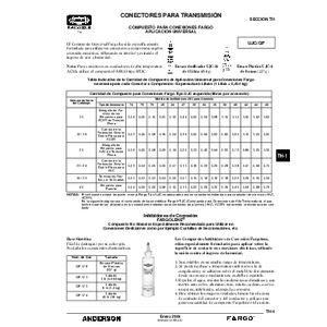 Conectores para Transmision - Accessories (TH)