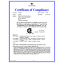 ECF/EKJ Flexible Couplings CSA Certification