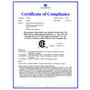 ECF/EKJ Flexible Couplings CSA Certification