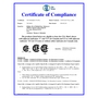 ENY Series & Sealing Compound CSA Certificate