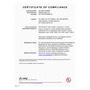 EXB & EXBLT Series UL Certificate of Compliance