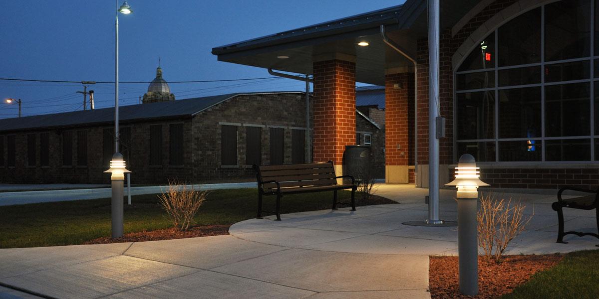 Universe Medium Architectural Area Lighting