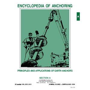 Encyclopedia of Anchoring (049401A)