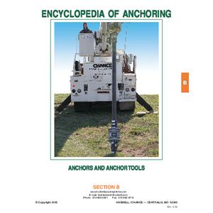 Encyclopedia of Anchoring (049401B)