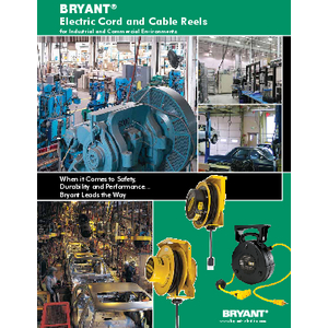 General Literature - Electric Cord and Cable Reels