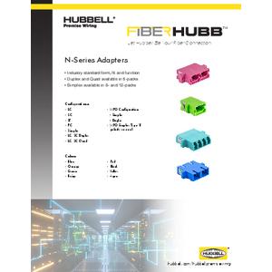 FIBERHUBB N-Series Adapters