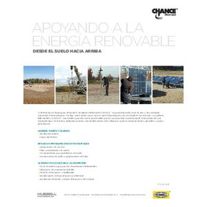 Apoyando a la Energia Renovable (SF04046S)
