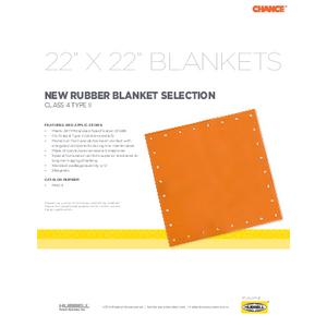 """22"""" x 22"""" Blankets (SF09059E)"""