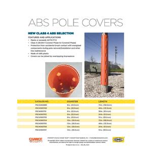ABS Pole Covers (SF09112E)