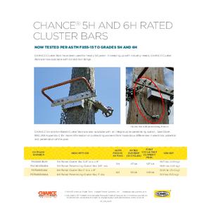 5H 6H ClusterBars (SF09124E)