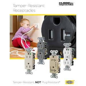 Tamper-Resistant Receptacles