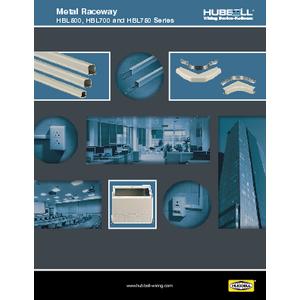 Metal Raceway 700 Series Brochure
