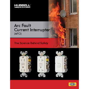 General Literature - ARC Fault Current Interrupter (AFCI)
