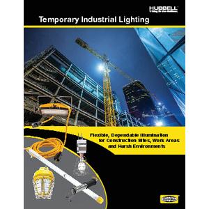 Temporary Industrial Lighting