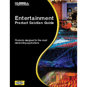 General Literature - Entertainment Product Solution Guide