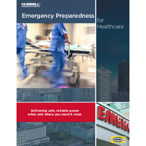 Emergency Preparedness for Healthcare