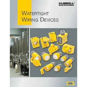 General Literature - Watertight Wiring Devices