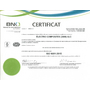 Electro Composites ISO 9001-2015 Certificate – French