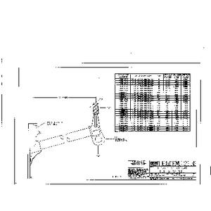 "1-1/2"" Vertical Pin Standoff (SA1SBM12V1)"