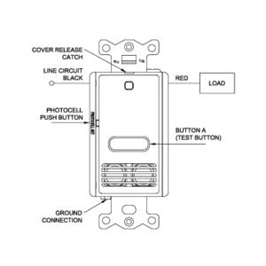 Lighthawk2 Ultrasonic Occupancy Vacancy Sensors