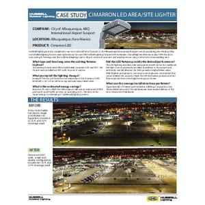 Albuquerque International Sunport case study
