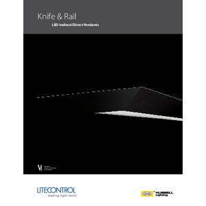 Knife and Rail Brochure