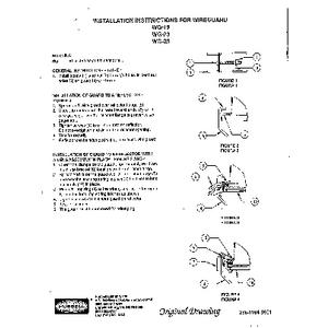"Wireguard (19""/23""/29"" Reflectors) Instruction Sheet"