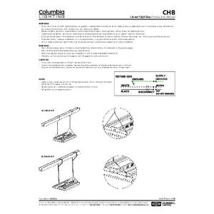 CHB Instruction Manual