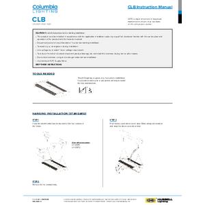 CLB Install Manual