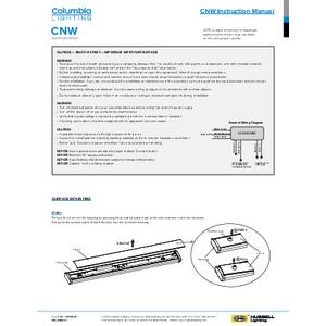 CNW Instruction Manual