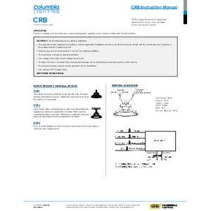 CRB Installation Manual