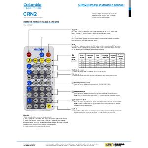 CRN2 Remote Install Manual