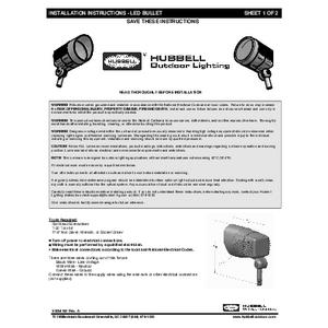 Colt Instruction Sheet