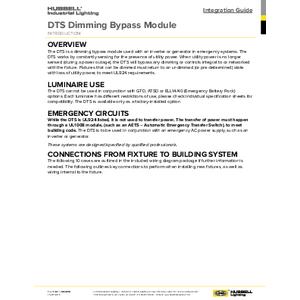 DTS Integration Guide