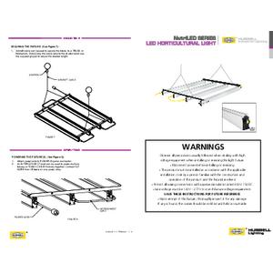 NutriLED Installation Manual