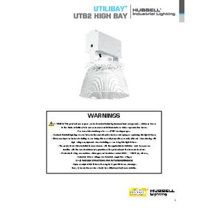 UTB2 Instruction Manual
