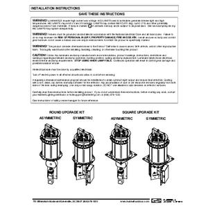 BOLR/BOLS LED Retrofit instructions