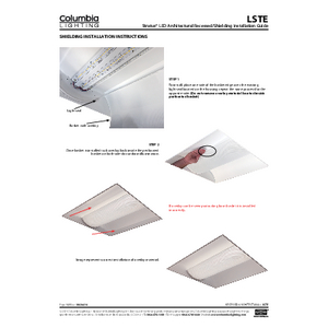 LSTE Shielding Installation Guide