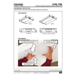 LTRE / TRE Lens Removal Instructions