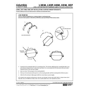 LXEM LXEP HEM XEM XEP Instruction Manual