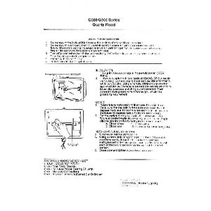 Q500X Installation Instructions