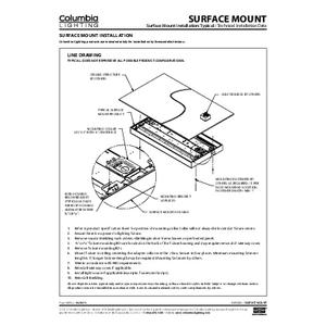 Surface Mount Instruction Sheet